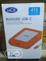 Lacie Rugged Usb-C 4tb | Computer Accessories  for sale in Lagos State, Ikeja