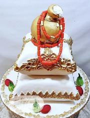 Traditional Marriage Cake | Meals & Drinks for sale in Rivers State, Port-Harcourt