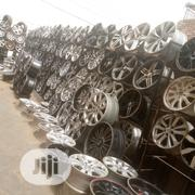 Quality Alloyed Rims And Tires Available At Your Affordable Prices. | Vehicle Parts & Accessories for sale in Lagos State, Mushin
