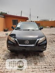 Lexus RX 2010 350 Black | Cars for sale in Lagos State, Ajah