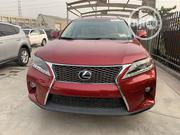 Lexus RX 2014 Red | Cars for sale in Lagos State, Lekki Phase 2