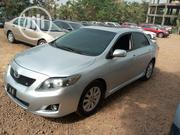 Toyota Corolla 2009 1.4 Advanced Silver | Cars for sale in Abuja (FCT) State, Jabi