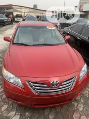 Toyota Camry 2007 2.3 Hybrid Red   Cars for sale in Lagos State, Lekki Phase 2