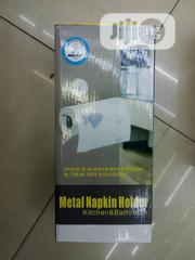 Metal Napkin Holder | Kitchen & Dining for sale in Lagos State, Ipaja