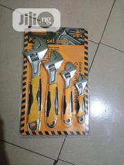Adjustable Spanner 4sets   Hand Tools for sale in Lagos State, Ikeja