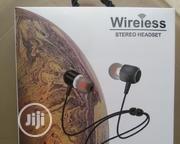 I Max Wireless Stereo Headset | Headphones for sale in Lagos State, Ikeja