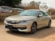 Honda Accord 2016 Gold | Cars for sale in Abuja (FCT) State, Central Business District