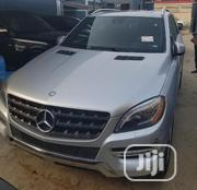 Mercedes-Benz M Class 2013 Silver   Cars for sale in Lagos State, Amuwo-Odofin