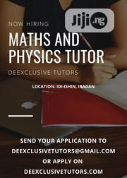 Maths And Physics Private Tutor | Child Care & Education Services for sale in Oyo State, Ibadan