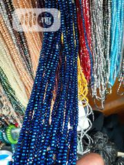 5pcs Navy Blue Waist Beads | Jewelry for sale in Lagos State, Ikeja