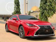 Lexus RC 2016 Red | Cars for sale in Abuja (FCT) State, Central Business District