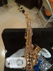 Original Professional Yamaha or Premier England Soprano Saxophone Curv | Musical Instruments & Gear for sale in Lagos State, Ikeja