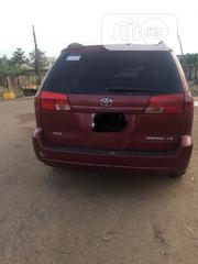Toyota Sienna CE 2005 Red | Cars for sale in Abuja (FCT) State, Gwarinpa