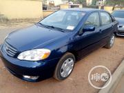 Toyota Corolla 2004 1.4 D Automatic Blue | Cars for sale in Abuja (FCT) State, Gudu