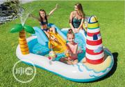Intex 57162 Fishing Fun Play Center Inflatable Kiddie Pool | Babies & Kids Accessories for sale in Lagos State, Ojo