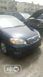 Toyota Corolla 2006 S Blue | Cars for sale in Lagos State, Agege