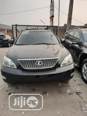 Lexus RX 2007 350 Black | Cars for sale in Lagos State, Victoria Island