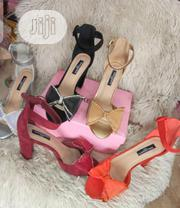 Fang Kenneth Blockheel Sandal | Shoes for sale in Lagos State, Lagos Island
