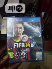 Ps4 Fifa14 Original   Video Game Consoles for sale in Lagos State, Ikeja