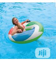 Intex Color Whirl Swimming Pool Float Tube With Handle 48 Inch | Sports Equipment for sale in Lagos State, Ojo