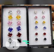 Crystal Earrings Available In Colors   Jewelry for sale in Lagos State, Lagos Island
