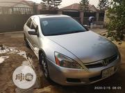 Honda Accord 2007 Silver | Cars for sale in Abuja (FCT) State, Lokogoma