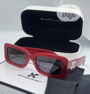 Off White Mens Glass Red | Clothing Accessories for sale in Lagos State, Lekki Phase 1