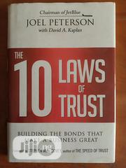 The 10 Laws of Trust | Books & Games for sale in Lagos State, Surulere