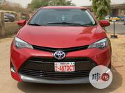 Toyota Corolla 2015 Red | Cars for sale in Abuja (FCT) State, Central Business District