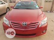 Toyota Camry 2010 Red | Cars for sale in Abuja (FCT) State, Wuse