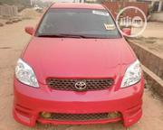 Toyota Matrix 2003 Red | Cars for sale in Lagos State, Lagos Mainland