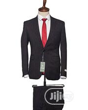 Black Stripes Men'S Suits | Clothing for sale in Lagos State, Lekki Phase 1