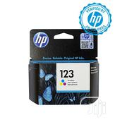 Hp 123 Tri Colour Ink Cartridge | Accessories & Supplies for Electronics for sale in Lagos State, Lagos Island