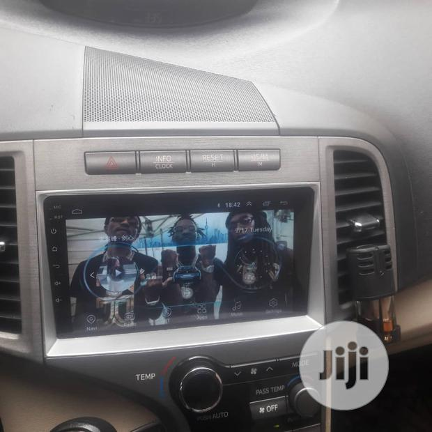 Toyota Venza Android System