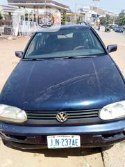 Volkswagen Golf 1997 1.8 Blue | Cars for sale in Plateau State, Jos