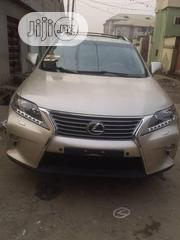 Lexus RX 2015 350 AWD Gold | Cars for sale in Lagos State, Lekki Phase 2