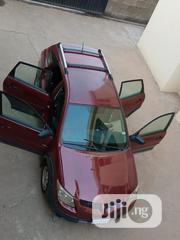 Pontiac Vibe 2004 Automatic Red   Cars for sale in Kwara State, Ilorin South