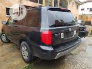 Honda Pilot 2004 EX 4x4 (3.5L 6cyl 5A) Black | Cars for sale in Lagos State, Lekki Phase 2