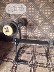 V-Fit Weight Lifting Bench | Sports Equipment for sale in Lagos State, Isolo