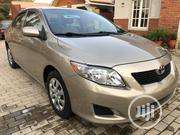 Toyota Corolla 2009 Gold | Cars for sale in Abuja (FCT) State, Kubwa