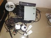 Complete Set and Wiring of Used 4 Units 720p Security Camera for Sale | Photo & Video Cameras for sale in Enugu State, Enugu
