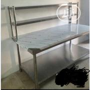 Worktabel With Shelve | Restaurant & Catering Equipment for sale in Lagos State, Ojo