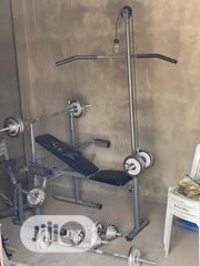 Full Gym Set   Sports Equipment for sale in Ogun State, Ifo