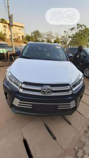 Toyota Highlander 2017 Blue | Cars for sale in Abuja (FCT) State, Garki 2