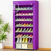 Universal Chef Shoe Organizer With Fabric Cover - 8 Layers | Home Accessories for sale in Oyo State, Ido