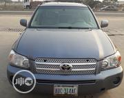 Toyota Highlander 2006 Limited V6 4x4 Gray | Cars for sale in Lagos State, Ajah