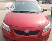 Toyota Corolla 2010 Red   Cars for sale in Lagos State, Ajah