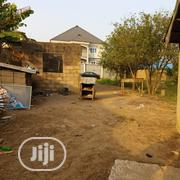 Half Plot Of Land 370 Sqm Of Land On A Very Decent And Secure Estate | Land & Plots For Sale for sale in Lagos State, Ipaja