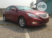 Hyundai Sonata 2014 Red | Cars for sale in Lagos State, Lekki Phase 2