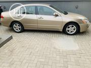 Honda Accord 2006 2.0 Comfort Automatic Gold | Cars for sale in Lagos State, Lekki Phase 2